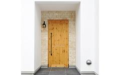 オリジナル無垢玄関ドア